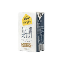 认养一头牛 全脂纯牛奶 1L *12件 +凑单品