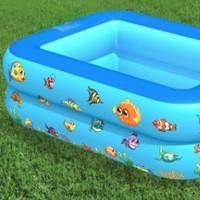 Bestway 婴儿童充气泳池 90*120*33cm