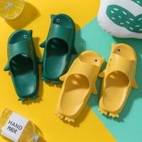橙夏 男女款企鹅造型拖鞋
