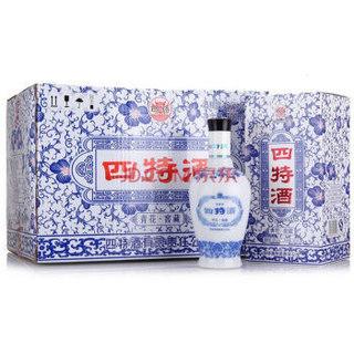 四特酒 白酒 青花窖藏 特香型 50度 500ml*6瓶 整箱装2(有券的上) *2件