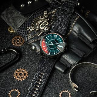 DIESEL 迪赛 军官系列 DZ1657 中性石英手表