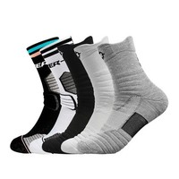 RIGORER 准者W-08 篮球运动袜 3双装