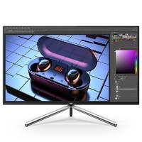 AOC 冠捷 U32U1 31.5英寸显示器 3840×2160 IPS(LGD面板) HDR600