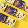 Purcotton 全棉时代 定制款国潮盒装洗脸巾 100抽 6盒