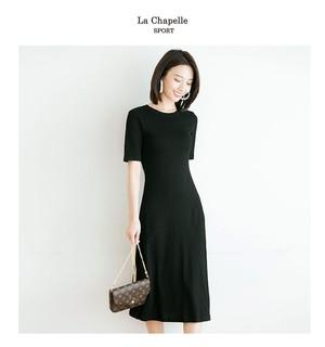La Chapelle 拉夏贝尔 24004-02SH-99 女士长裙