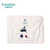 Purcotton 全棉时代 婴儿纱布汗巾 25x50cm3条装