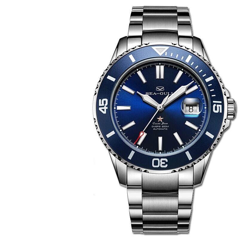 SeaGull 海鸥 海洋系列 816.523 男士自动机械手表