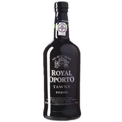 茶色波特酒 葡萄牙royal oporto TAWNY PORTO加强型红葡萄酒750ml *3件