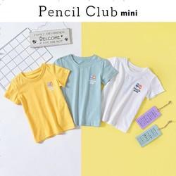 铅笔俱乐部童装2020夏装新男童圆领T恤小童宝宝短袖儿童棉质上衣
