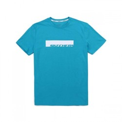 SKECHERS 斯凯奇 男士短袖T恤