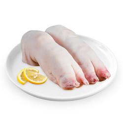 高金 猪蹄块 1kg 精修免切猪蹄子猪爪猪手猪脚块猪蹄生鲜 猪肉生鲜 红烧猪蹄烧烤猪蹄食材 *3件