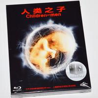 人类之子 丹麦铁盒(蓝光碟 BD50)