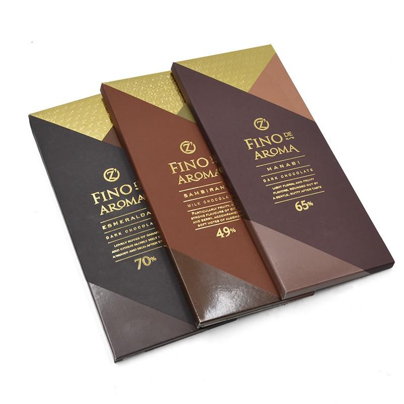 KDV 奥泽拉 俄罗斯巧克力 90g/盒