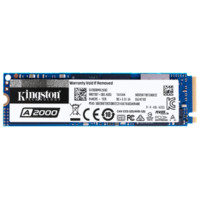 Kingston 金士顿 A2000系列 M.2 NVMe 固态硬盘 1000GB