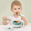 BabyCare RWB041-A 不锈钢儿童注水保温碗 400ml