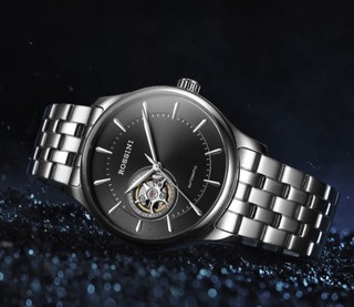 ROSSINI 罗西尼 雅尊商务系列  918725 男士自动机械手表