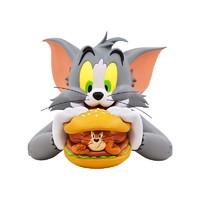 SOAP STUDIO 猫和老鼠 CA101 汤姆和杰瑞汉堡包半胸像