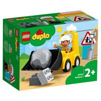 PLUS会员、有券的上:LEGO 乐高 得宝系列 10930 小小铲车