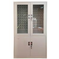 富庆源 办公家具 钢制办公柜 文件柜铁皮柜 带锁 B-001 钥匙柜