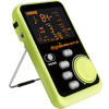 cherub WSM-240通用电子节拍器 吉他小提琴尤克里里调音器校音器 绿色