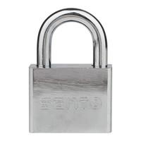 赛拓(SANTO)四方叶片铁挂锁宿舍家用门锁 防盗窗锁 水电表箱锁 抽屉旅行箱包锁0058