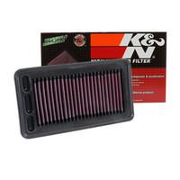 KN空气滤清器 适用于 CR-V 思域  33-5044
