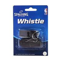 斯伯丁(SPALDING) 体育教练比赛裁判塑料口哨哨子 8330CN 带挂绳