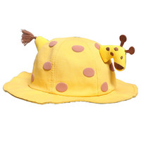 童巴朵 夏季薄款婴儿帽子