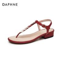 DAPHNE 达芙妮 202003051J 女士凉鞋