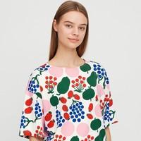 UNIQLO 优衣库 428511 女士 Marimekko 短袖T恤