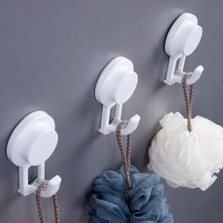 maryya 美丽雅 强力吸壁挂钩 厨房浴室卫生间免打孔吸盘无痕挂钩置物架