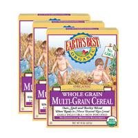 Earth's Best 世界最好  进口有机混合谷物米粉 227g 3盒装