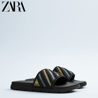 ZARA 15703002040 男士拖鞋沙滩鞋
