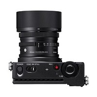 SIGMA 适马 FP 全画幅微单相机 套机(45mm F2.8)