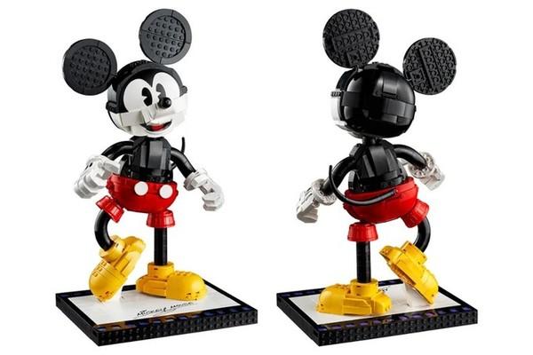 LEGO 乐高 迪士尼系列 43179 米奇和米妮