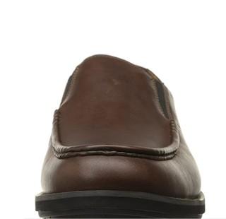 Timberland 添柏岚 Kempton 男款真皮休闲鞋 棕色