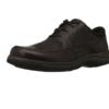 Clarks Portland 2 Tie Oxford 男款皮鞋 Brown Leather UK10