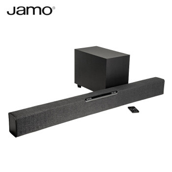 Jamo 尊宝 SB40 回音壁音响音箱 (黑色)
