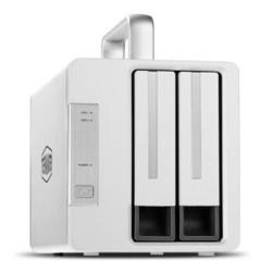 TERRAMASTER 铁威马 D2-330 双盘RAID磁盘