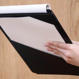 日本国誉(KOKUYO)日本进口文具手工制封套拍纸本收纳册 A5/50页5mm方格 228*178*10mm米色 THR00A5-C 1个装