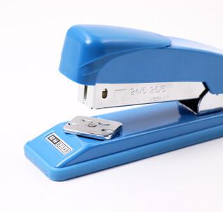 欧标(MATE-IST)商务办公型订书机 24/6 26/6书针 订书器订2-20页蓝色 B2345