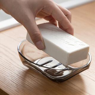 CHAHUA 茶花 香皂盒简约肥皂盒子 思迈普系列 250001
