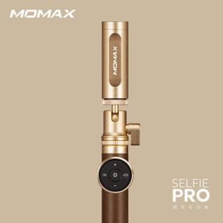 摩米士 精英二代轻奢版 蓝牙自拍杆/自拍神器 适用于苹果/三星安卓手机   90cm  金色