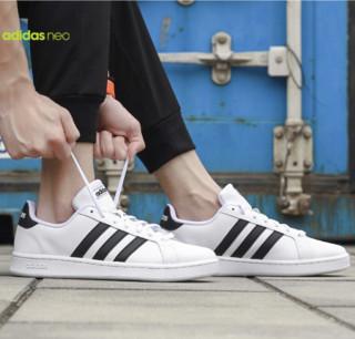 adidas 阿迪达斯 adidas NEO 阿迪达斯 GRAND COURT F36392 男女款运动鞋 42