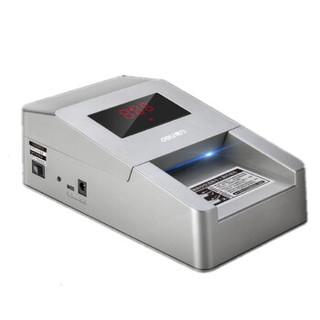 得力(deli)2116 高性价比便携式双电源经济验钞 点钞仪 语音提示