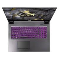 Hasee 神舟 战神 Z9-CU7PS 15.6英寸笔记本电脑 (i7-10750H、16GB、512GB、RTX 2070、144Hz)