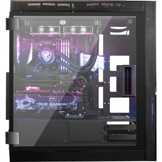 MSI 微星 MPG SEKIRA 500X 幻彩佩龙斧 机箱 黑色