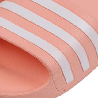 ADIDAS 阿迪达斯 女子 游泳系列 ADILETTE AQUA 运动 拖鞋 EE7345 40码 UK6.5码