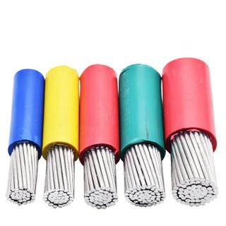 西湖 BLV16平方 西湖 BLV16平方电线电缆国标纯铝芯多股多芯家用软电线1捆95米蓝色