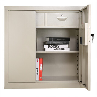 全能保险柜 办公文件柜 带锁保密柜 家用储物资料柜 BMG8002B(上抽)